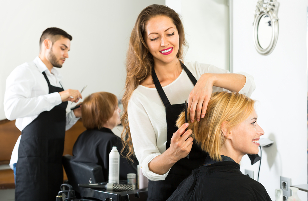 beauty salon singapore